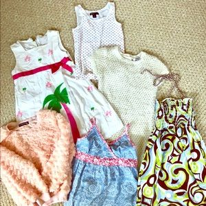 Other - 6 piece Bundle of girls clothes size 6